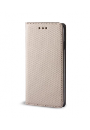 Θήκη για Samsung Galaxy A40 Magnet Book Gold