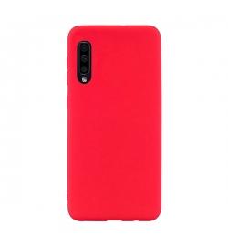 Θήκη για Samsung Galaxy A50 Tpu Liquid Silicone Red