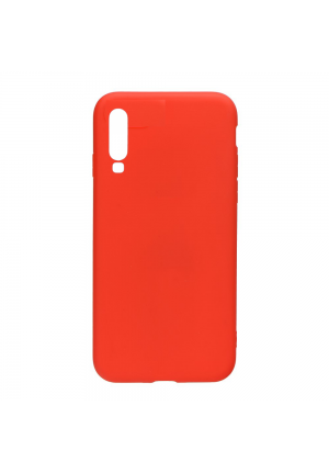 Θήκη για Samsung Galaxy A50 Forcell Soft Red