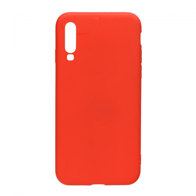 Θήκη για Samsung Galaxy A50 Forcell Soft Red