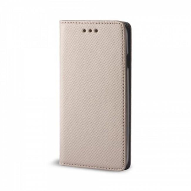 Θήκη για Samsung Galaxy A50 / A50S / A30S Senso Magnet Book Gold BMSAMA50G