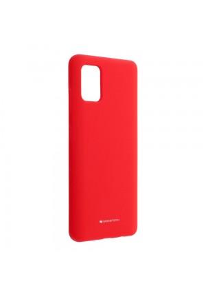 Θήκη για Samsung Galaxy A51 forcell bio zero waste red