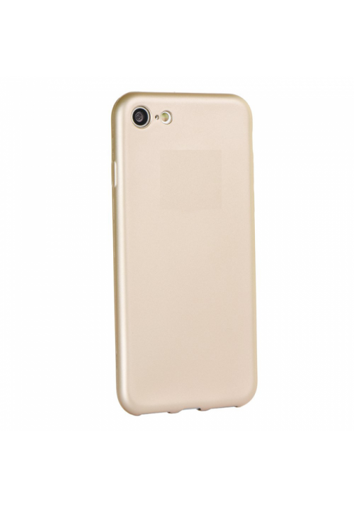 Θήκη για Samsung Galaxy A6 2018 Jelly Case Flash Mat Gold