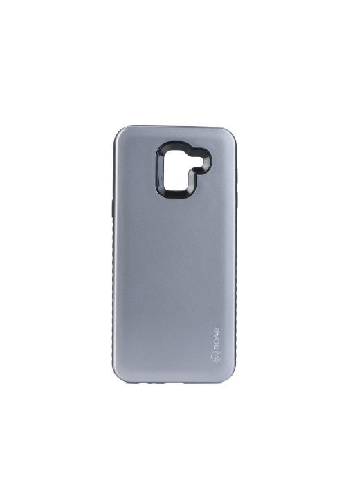 Θήκη για Samsung Galaxy A6 2018 Roar Rico Armor Grey