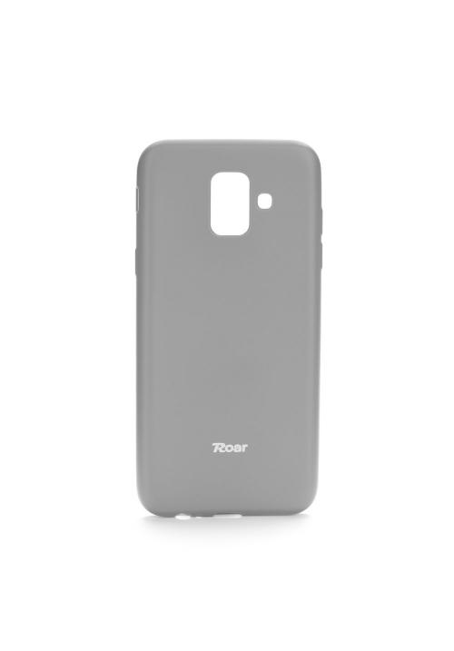 Θήκη για Samsung Galaxy A6 2018 Roar Colorful Grey