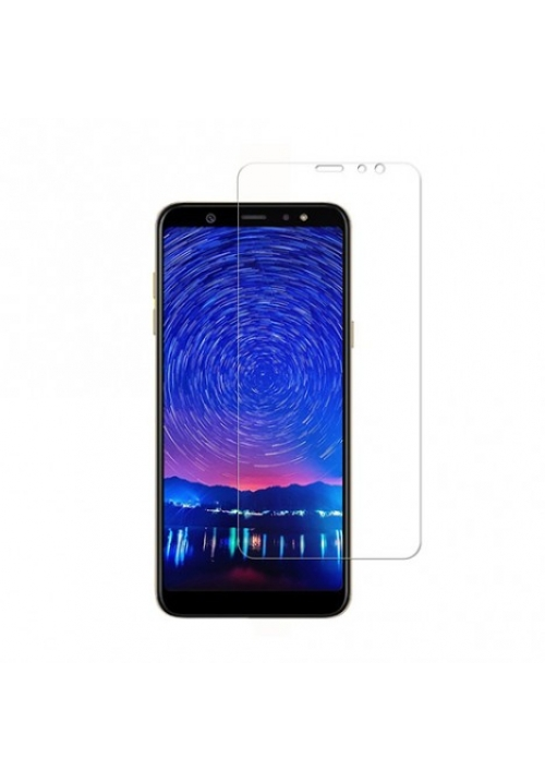 Tempered Glass 9h for Samsung Galaxy A6 2018