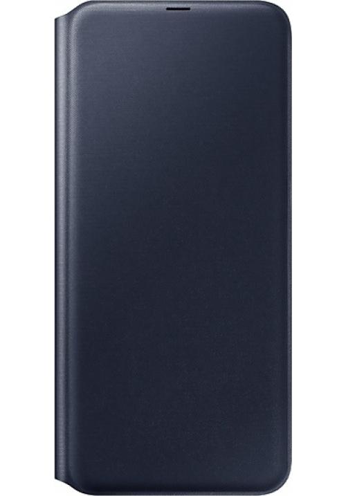 Θήκη για Samsung Galaxy A70 Wallet Case Black Original (EF-WA705PB)