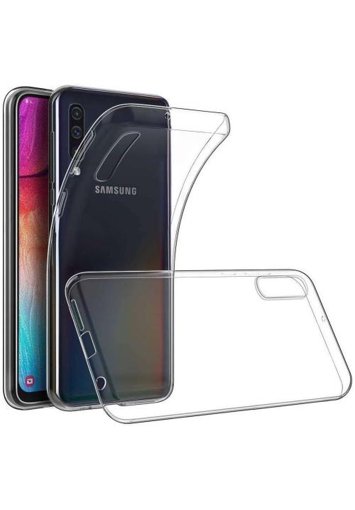 Θήκη για Samsung Galaxy A70 Tpu Clear 0.3mm