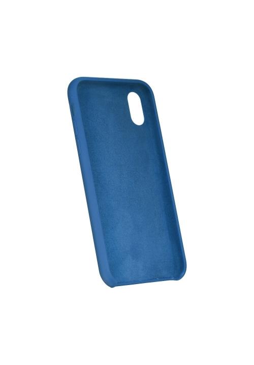 Θήκη για Samsung Galaxy A70 Forcell Silicone Dark Blue