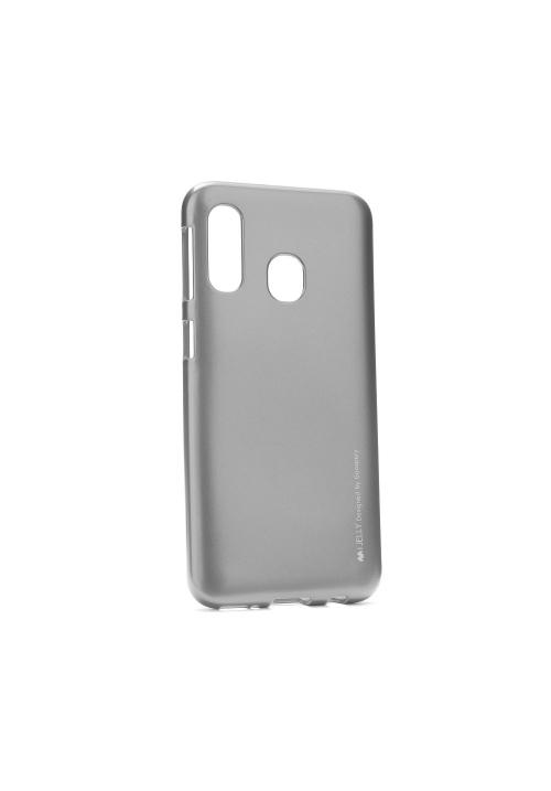 Θήκη για Samsung Galaxy A70 I-Jelly Mercury Grey
