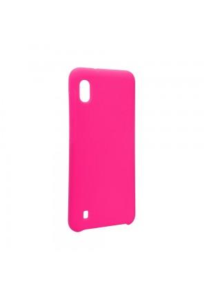 Θήκη για Samsung Galaxy A71 Forcell Silicone Hot Pink