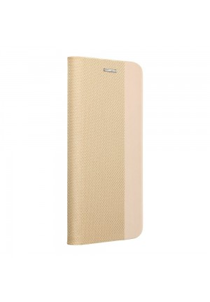 Θήκη για Samsung Galaxy A71 Sensitive Book Gold