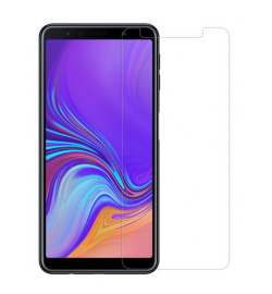 Tempered Glass 9h for Samsung Galaxy A7 2018