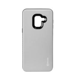 Θήκη για Samsung Galaxy A8 2018 Roar Rico Armor Grey