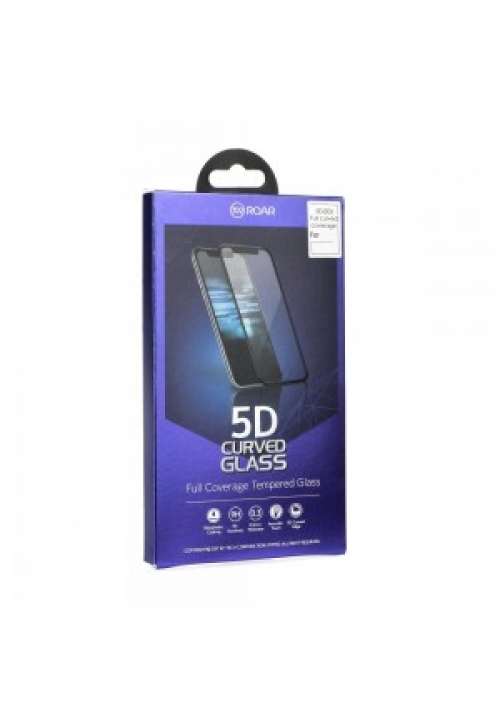 Tempered Glass 9h for Samsung Galaxy A8 2018 5D Roar Black