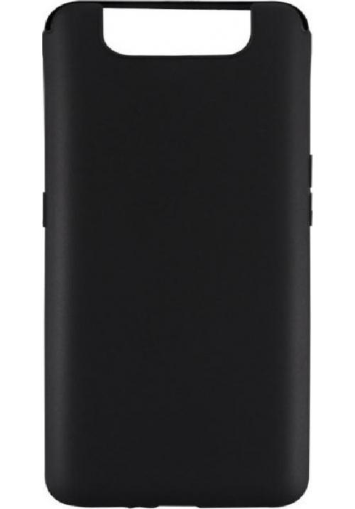 Θήκη για Samsung Galaxy A80 Soft Touch Black (Versa)