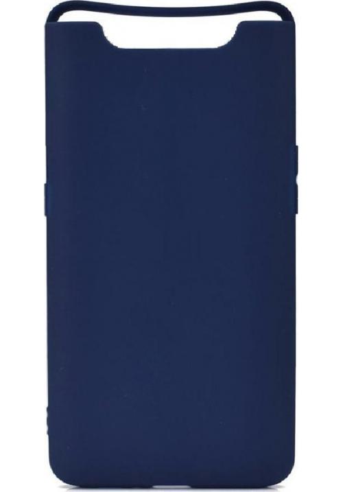 Θήκη για Samsung Galaxy A80 Soft Touch Blue (Versa)