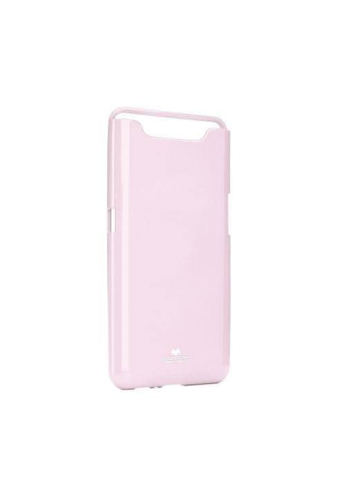 Θήκη για Samsung Galaxy A80 Jelly Mercury Light Pink