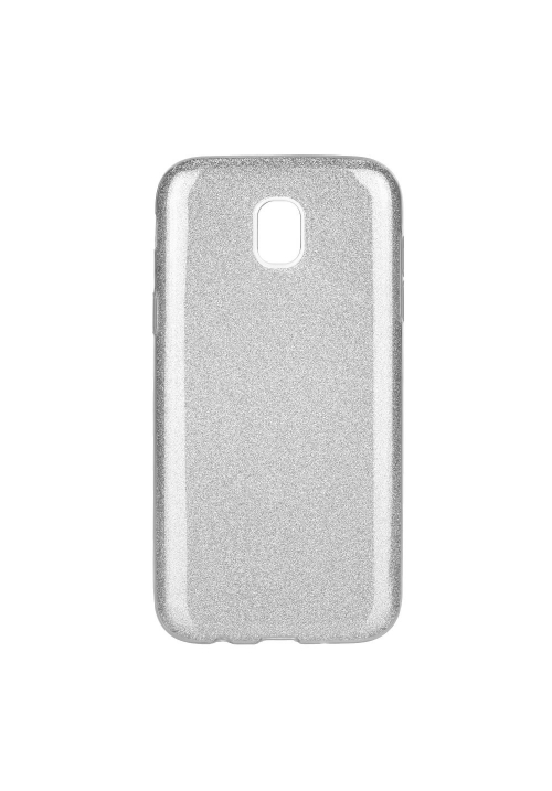 Θήκη για Samsung J3 2017 Forcell Shining Silver