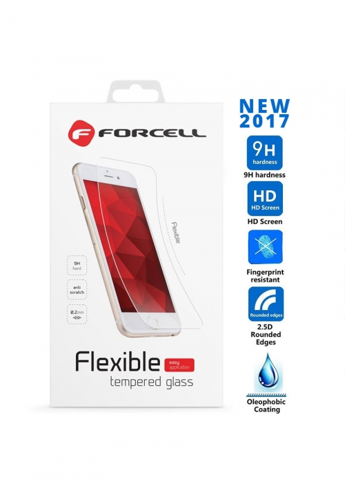 Tempered Glass 9h for Samsung Galaxy J3 2017 Forcell Flexible