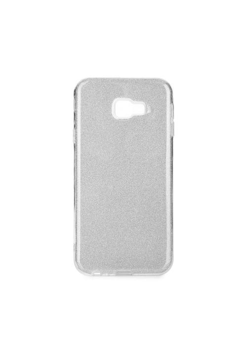 Θήκη για Samsung Galaxy J4 Plus 2018 Forcell Shining Silver
