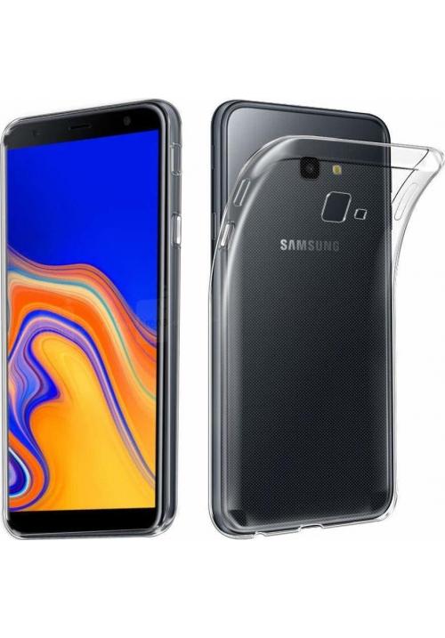 Θήκη για Samsung Galaxy J4 Plus 2018 Tpu Clear 0.3mm