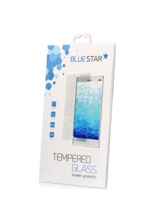 Tempered Glass 9h for Samsung Galaxy J4 Plus 2018 Blue Star