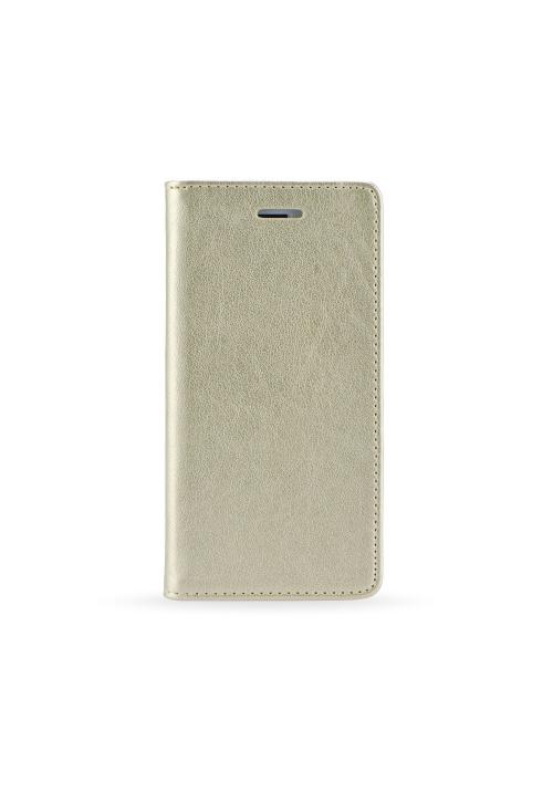 Θήκη για Samsung Galaxy J4 Plus 2018 Magnet Book Gold