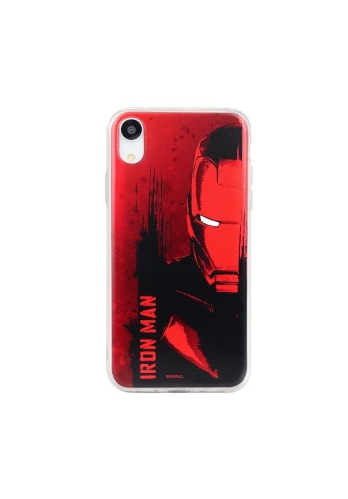 Θήκη για Samsung Galaxy J4 Plus 2018 Iron Man Red (004)