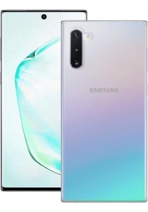Θήκη για Samsung Galaxy Note 10 Puro Silicone Nude Clear (SGGNOTE1003NUDETR)
