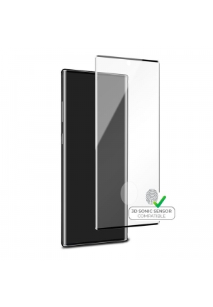 Tempered Glass 9h for Samsung Galaxy Note 10 Puro Black (SDGFSGNOTE10SGBLK)