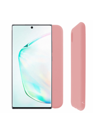 Θήκη για Samsung Galaxy Note 10 Tpu Silicon Pink (Volte-Tel)