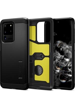 Θήκη για Samsung Galaxy S20 Ultra Spigen Touch Armor Black (ACS00716)