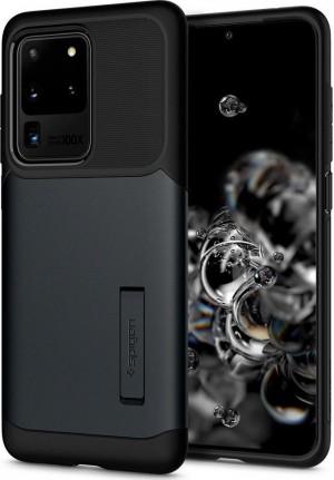 Θήκη για Samsung Galaxy S20 Ultra Spigen Slim Armor Metal Slate (ACS00637)