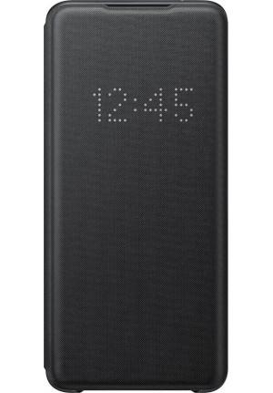Θήκη για Samsung Galaxy S20 Ultra Led View Black Original EF-NG988PBE