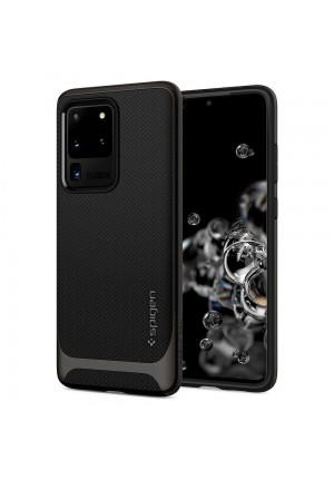 Θήκη για Samsung Galaxy S20 Ultra Spigen Neo Hybrid Crystal Gunmetal