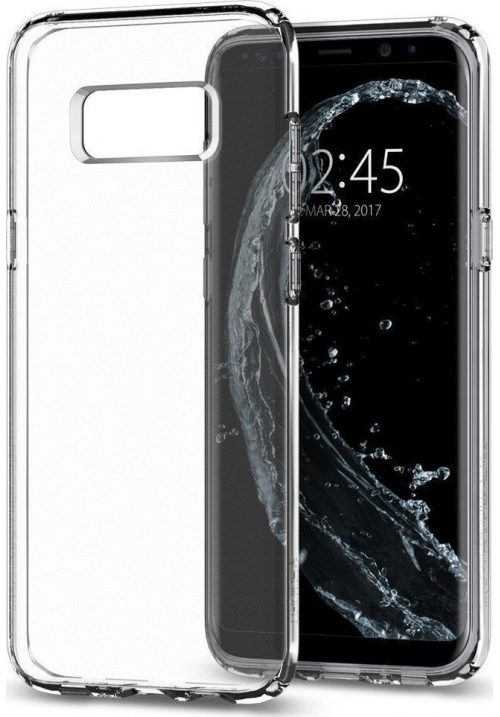 Θήκη για Samsung S8 Plus Spigen Liquid Crystal Clear