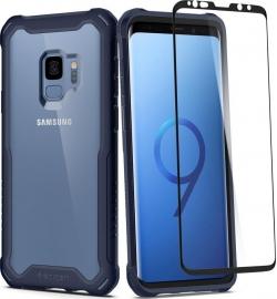 Θήκη για Samsung S9 Spigen Hybrid 360 Deepsea Blue (592CS23041)