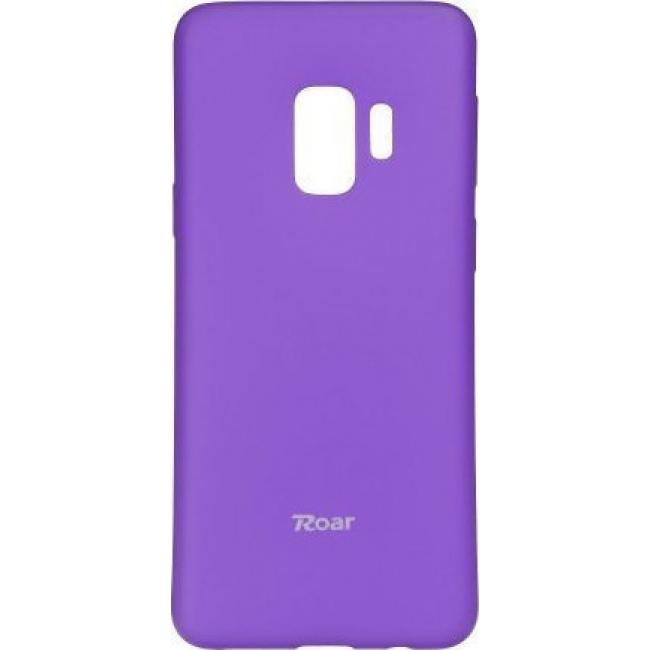 Θήκη για Samsung S9 Roar Colorful Purple (5901737885074)