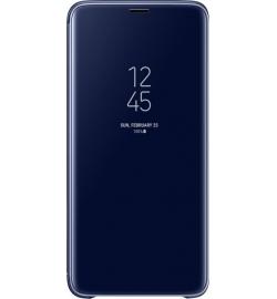 Θήκη για Samsung S9+ Flip Cover Clear View Blue EF-ZG965CLE Original