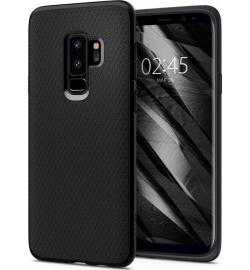 Θήκη για Samsung S9+ Spigen Liquid Air Matte Black
