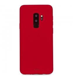 Θήκη για Samsung S9+ Puro Silicone Red SGS9PICONRED