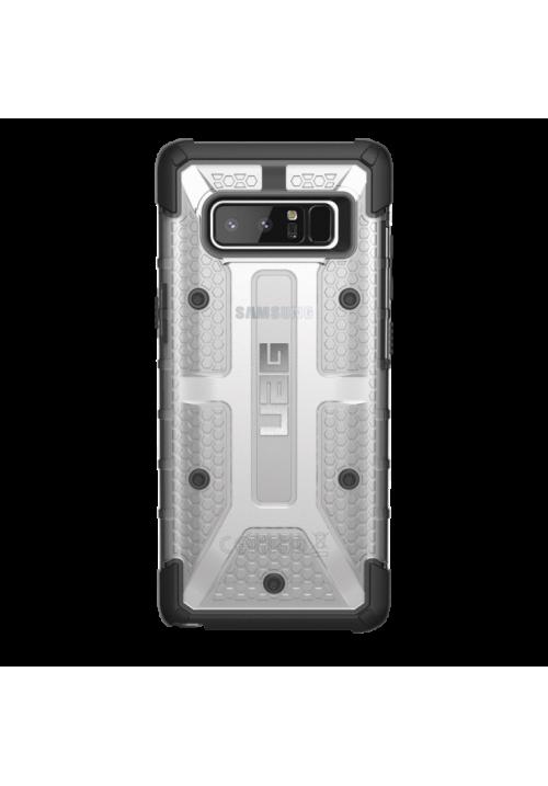 Θήκη για Samsung Note 8 Uag Plasma Ice/Black NOTE8-L-IC