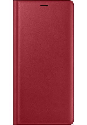 Θήκη για Samsung Galaxy Note 9 Leather View Red EF-WN960LRE Original