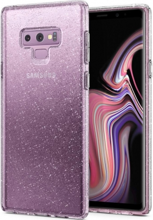 Θήκη για Samsung Galaxy Note 9 Spigen Liquid Crystal Glitter Crystal Quartz (599CS24570)