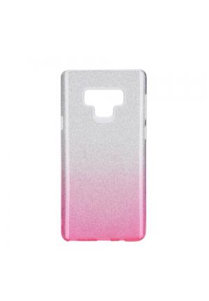Θήκη για Samsung Galaxy Note 9 Forcell Shining Clear Pink