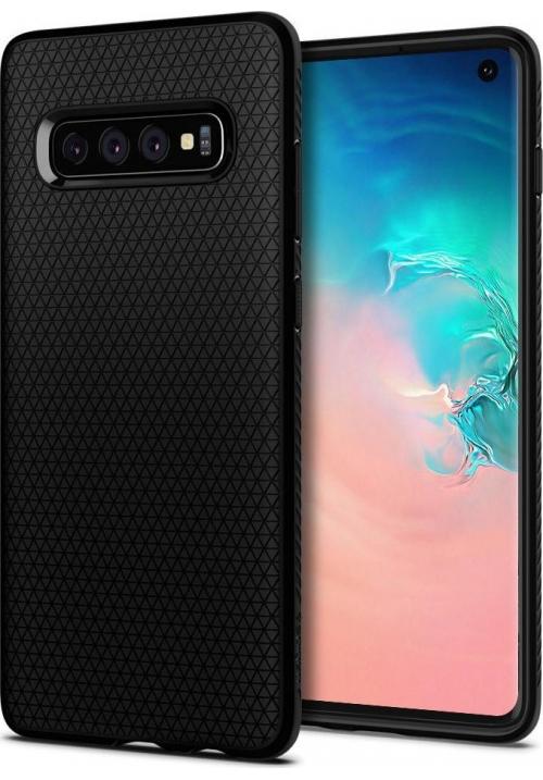 Θηκη για Samsung Galaxy S10 Spigen Liquid Air Matte Black