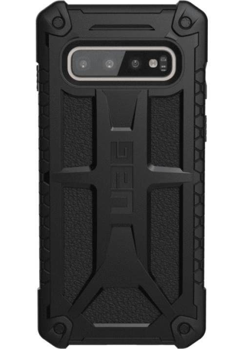 Θήκη για Samsung Galaxy S10 Uag Monarch Matte Black (211341114040)