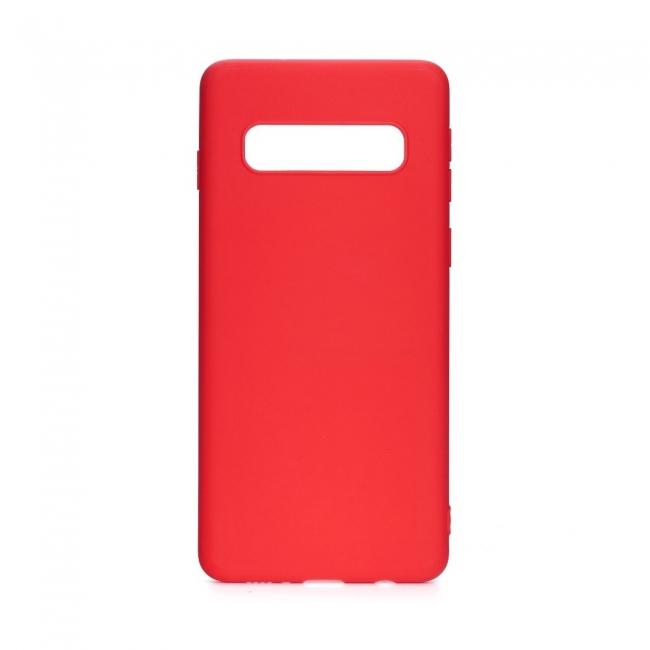 Θήκη για Samsung Galaxy S10 Forcell Soft Red