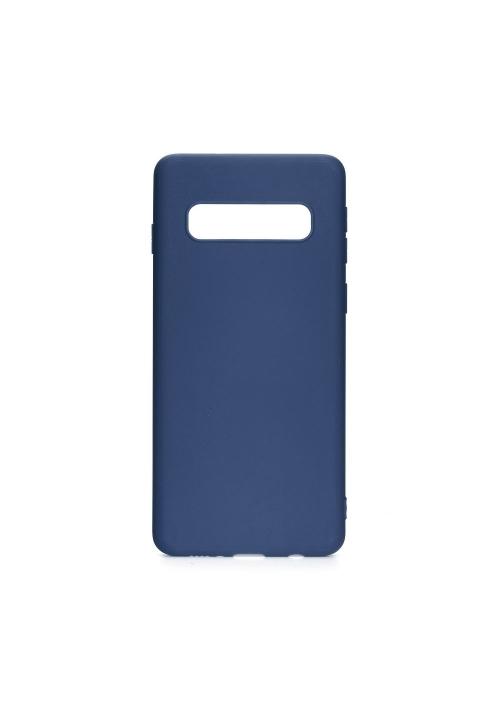 Θήκη για Samsung Galaxy S10 Forcell Soft Dark Blue